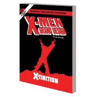 X-MEN GRAND DESIGN TP X-TINCTION @T