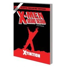X-MEN GRAND DESIGN TP X-TINCTION @T