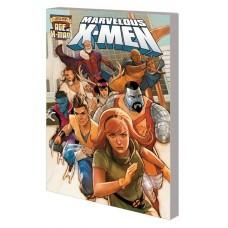 AGE OF X-MAN MARVELOUS X-MEN TP @D