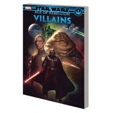 STAR WARS AGE OF REBELLION TP VILLAINS @D