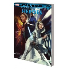 STAR WARS AGE OF REBELLION TP HEROES @D