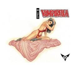 VAMPIRELLA #1 CVR A CHO @S