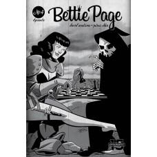 BETTIE PAGE UNBOUND #4 CVR B CHANTLER @U