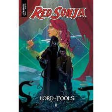 RED SONJA LORD OF FOOLS ONE SHOT @U
