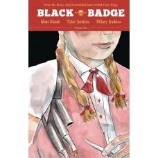 BLACK BADGE HC VOL 02 @U