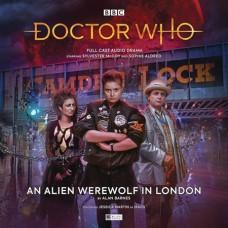 DOCTOR WHO 7TH DOCTOR ALIEN WEREWOLF IN LONDON AUDIO CD @F