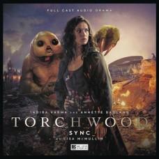 TORCHWOOD SYNC AUDIO CD @F