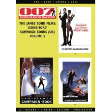 007 MAGAZINE EXHIBITORS CAMPAIGN BOOK SC VOL 05 (MR) @F