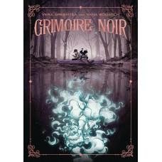 GRIMOIRE NOIR HC GN @F