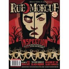 RUE MORGUE MAGAZINE #189 @F