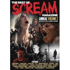 SCREAM MAGAZINE BEST OF ANNUAL VOL 2 @F