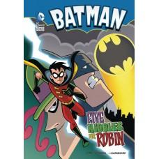 DC SUPER HEROES BATMAN YR TP FIVE RIDDLES FOR ROBIN @F