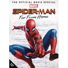 SPIDER MAN FAR FROM HOME OFF MOVIE SPECIAL NEWSTAND ED @U