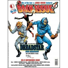 BACK ISSUE #115 @F