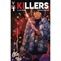 KILLERS #1 (OF 4) CVR A MEYERS @S