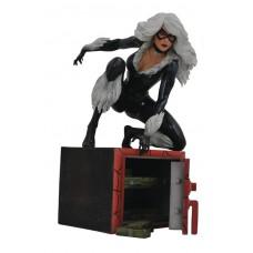 MARVEL GALLERY BLACK CAT COMIC PVC FIGURE @U