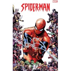 AMAZING SPIDER-MAN #28 MARVEL 80TH FRAME VAR