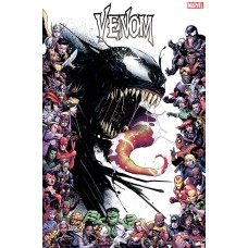 VENOM #17 MARVEL 80TH FRAME VAR AC