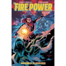 FIRE POWER BY KIRKMAN & SAMNEE TP VOL 03