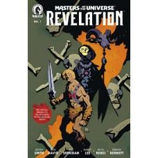 MASTERS OF THE UNIVERSE REVELATION #1 (OF 4) CVR B MIGNOLA &