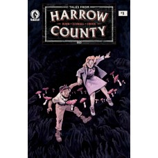 TALES FROM HARROW COUNTY FAIR FOLK #1 (OF 4) CVR A SCHNALL