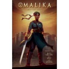 MALIKA WARRIOR QUEEN TP VOL 01 (C: 0-1-2)