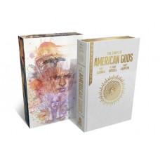 COMPLETE AMERICAN GODS HC (MR) (C: 0-1-2)