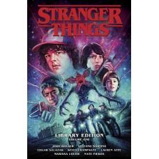 STRANGER THINGS LIBRARY ED HC VOL 01 (C: 0-1-2)