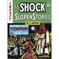 EC ARCHIVES SHOCK SUSPENSTORIES TP (C: 0-1-2)