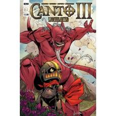 CANTO III LIONHEARTED #1 (OF 6) CVR A DREW ZUCKER