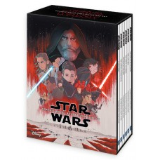 STAR WARS EPISODES 4-9 ADAPTATION BOX SET (C: 1-1-1)