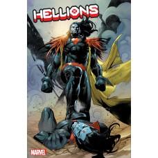 HELLIONS #13
