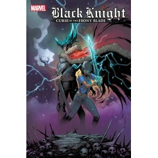 BLACK KNIGHT CURSE EBONY BLADE #5 (OF 5)
