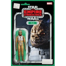 STAR WARS WAR BOUNTY HUNTERS #2 (OF 5) JTC ACTION FIGURE VAR