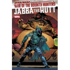 STAR WARS WAR BOUNTY HUNTERS JABBA HUTT #1