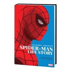 SPIDER-MAN HC LIFE STORY