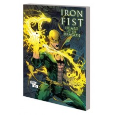 IRON FIST TP HEART OF DRAGON