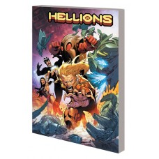 HELLIONS BY ZEB WELLS TP VOL 02