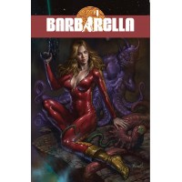BARBARELLA #1 CVR A PARRILLO
