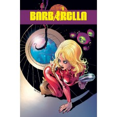 BARBARELLA #1 CVR D DANI