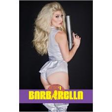 BARBARELLA #1 CVR E COSPLAY