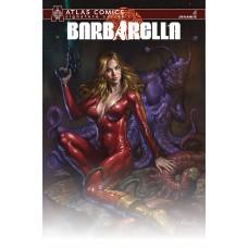 BARBARELLA #1 CVR Q HOYT SIGN ATLAS ED