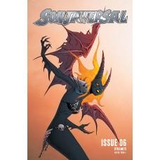 SONJAVERSAL #6 CVR C LEE & CHUNG