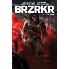 BRZRKR (BERZERKER) TP VOL 01 (MR) (C: 0-1-2)