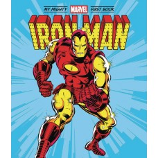IRON MAN MY MIGHTY MARVEL FIRST BOOK BOARD BOOK (C: 0-1-0)