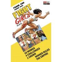 FIGHT GIRLS #1 CVR A CHO