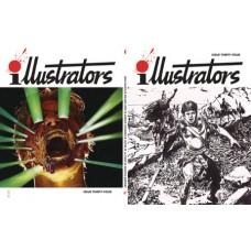 ILLUSTRATORS MAGAZINE #34 (C: 0-1-2)