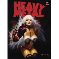 HEAVY METAL #308 CVR A KELLY (MR) (C: 0-1-0)
