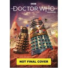 DOCTOR WHO MAGAZINE #566 (C: 0-1-1)