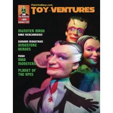 TOY-VENTURES MAGAZINE #4